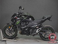 2016 Kawasaki Z800 ABS for sale 200618577