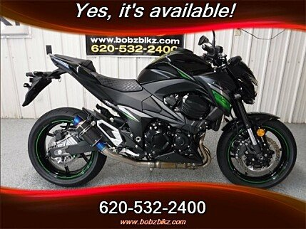 2016 Kawasaki Z800 ABS for sale 200633716