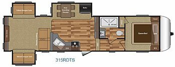 2016 Keystone Hideout for sale 300169244