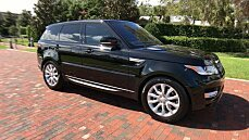 2016 Land Rover Range Rover Sport HSE for sale 100916071