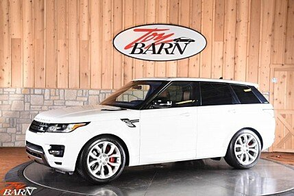 2016 Land Rover Range Rover Sport Autobiography for sale 100970606