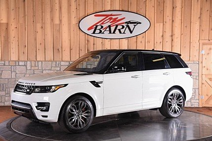 2016 Land Rover Range Rover Sport HSE for sale 100976180