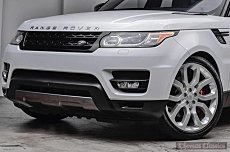 2016 Land Rover Range Rover Sport Supercharged for sale 101040154