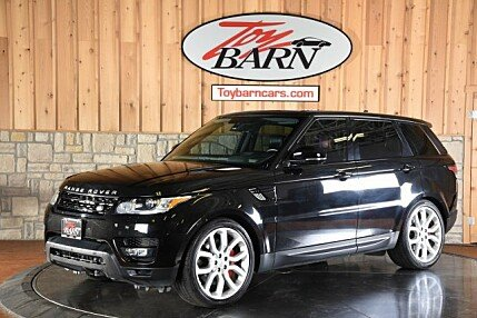 2016 Land Rover Range Rover Sport Supercharged for sale 101045564