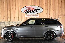 2016 Land Rover Range Rover Sport Autobiography for sale 101046025