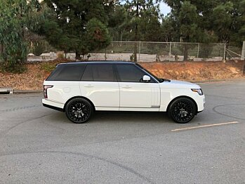 2016 Land Rover Range Rover HSE for sale 100968005