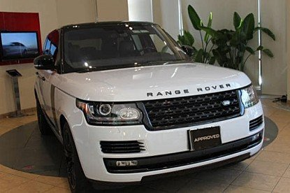 2016 Land Rover Range Rover HSE for sale 100784091