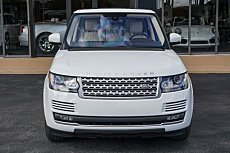 2016 Land Rover Range Rover HSE for sale 100958363