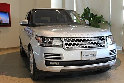 2016 Land Rover Range Rover HSE for sale 100971497