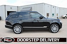 2016 Land Rover Range Rover Supercharged for sale 100988180