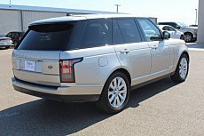 2016 Land Rover Range Rover HSE for sale 100993313