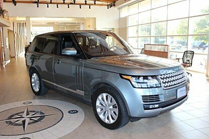 2016 Land Rover Range Rover HSE for sale 101024072