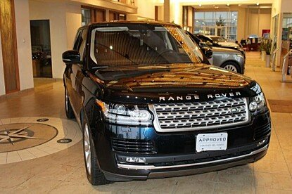 2016 Land Rover Range Rover HSE for sale 101031803