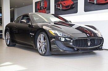 2016 Maserati GranTurismo Coupe for sale 101030064