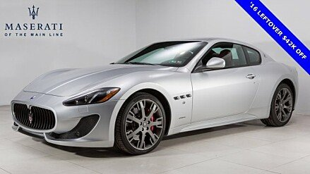 2016 Maserati GranTurismo Coupe for sale 100858251