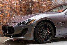 2016 Maserati GranTurismo Convertible for sale 100876624