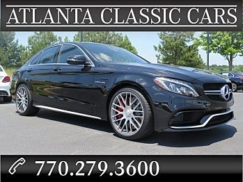 2016 Mercedes-Benz C63 AMG S Sedan for sale 100019635