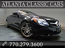 2016 Mercedes-Benz E550 Cabriolet for sale 100885800