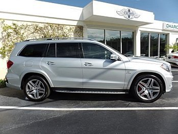 2016 Mercedes-Benz GL63 AMG 4MATIC for sale 100794851