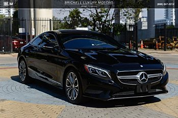 2016 Mercedes-Benz S550 4MATIC Coupe for sale 100961703