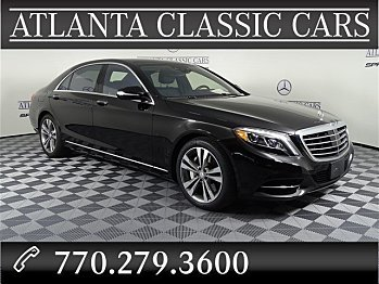 2016 Mercedes-Benz S550 4MATIC Sedan for sale 101030477