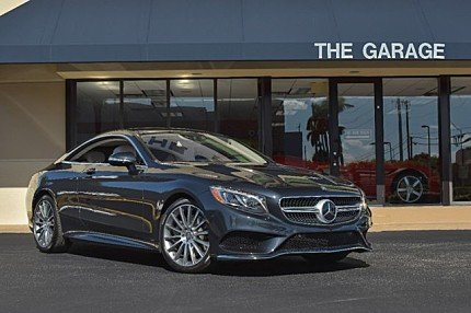2016 Mercedes-Benz S550 4MATIC Coupe for sale 100784403