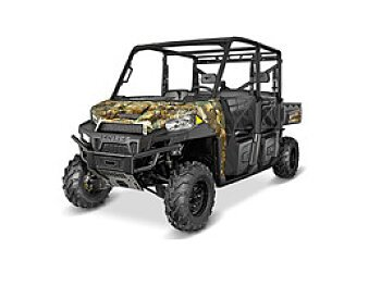 2016 Polaris Ranger Crew XP 900 for sale 200353977