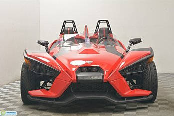 2016 Polaris Slingshot SL for sale 200482533