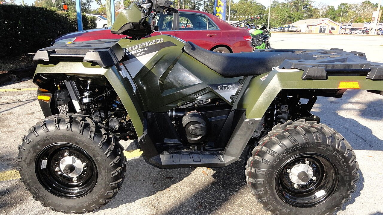 2016 Polaris Sportsman 450 for sale 200411471