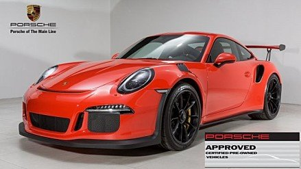 2016 Porsche 911 GT3 RS Coupe for sale 100858131