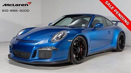 2016 Porsche 911 GT3 Coupe for sale 100877141