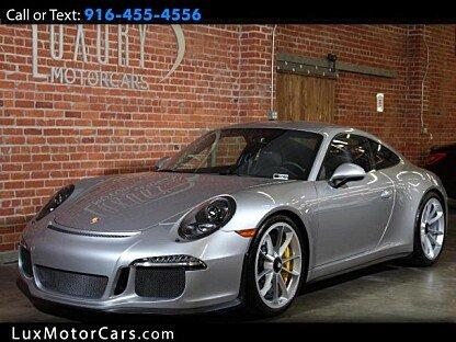 2016 Porsche 911 GT3 RS Coupe for sale 100914734