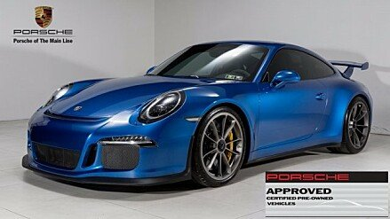 2016 Porsche 911 GT3 Coupe for sale 100916140
