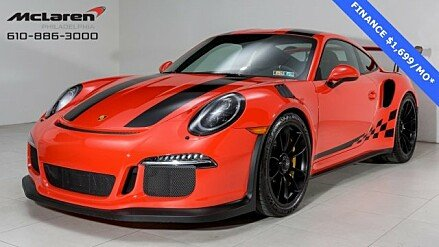 2016 Porsche 911 GT3 RS Coupe for sale 100930484