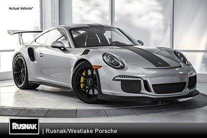 2016 Porsche 911 GT3 RS Coupe for sale 100956168