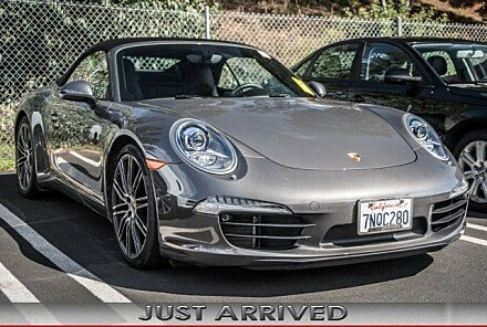 2016 Porsche 911 Cabriolet for sale 100967623