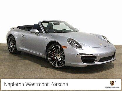 2016 Porsche 911 Cabriolet for sale 100982009