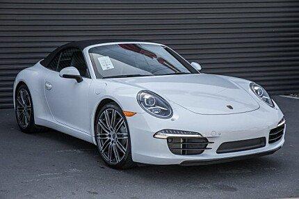 2016 Porsche 911 Cabriolet for sale 100986737