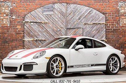 2016 Porsche 911 GT3 RS Coupe for sale 101019334