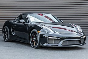 2016 Porsche Boxster Spyder for sale 101007782