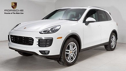 2016 Porsche Cayenne for sale 100858033