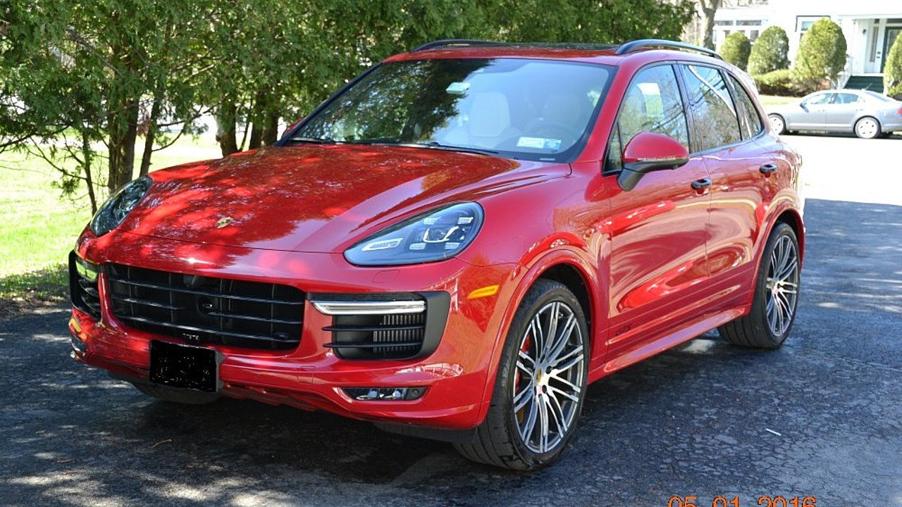 2016 porsche cayenne gts for sale near potsdam new york. Black Bedroom Furniture Sets. Home Design Ideas