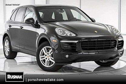 2016 Porsche Cayenne Diesel for sale 100944399