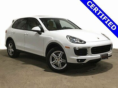 2016 Porsche Cayenne for sale 100955956