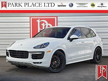 2016 Porsche Cayenne GTS for sale 100960245