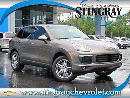 2016 Porsche Cayenne for sale 100987136
