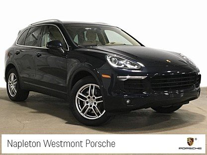 2016 Porsche Cayenne for sale 100988174