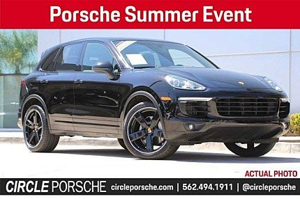 2016 Porsche Cayenne S for sale 100991742