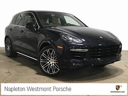 2016 Porsche Cayenne for sale 100992194