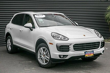 2016 Porsche Cayenne for sale 100996202